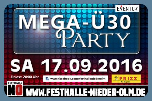 Mega Ü30 Party